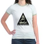 Pyramid Eye Ringer T-shirt