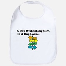 A Day Without GPS Bib