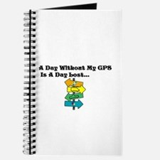 A Day Without GPS Journal