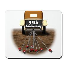 55th Wedding Anniversary Mousepad