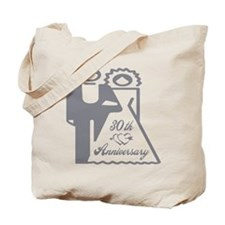 30th Wedding Anniversary Tote Bag