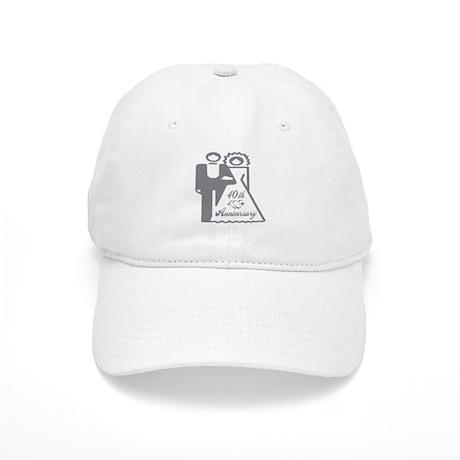 40th Wedding Anniversary Cap