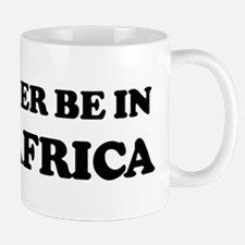 Rather be in East Africa Mug