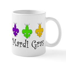 Mardi Gras craw-de-lis Mug