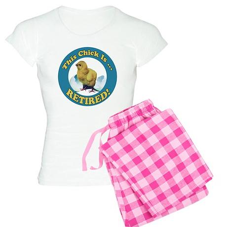 Retired Chick Women's Light Pajamas
