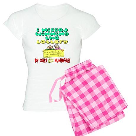 Winning The Lottery Women's Light Pajamas