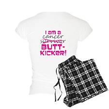 Kicking Cancer Pajamas