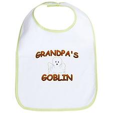 Grandpa's Goblin (Boy Ghost) Bib
