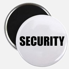 SECURITY Magnet
