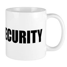 SECURITY Mug