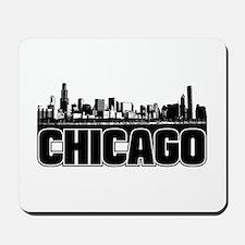 Chicago Skyline Mousepad