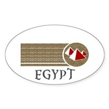 Egypt Pyramids of Giza Decal