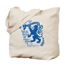 Cute Voltaire Tote Bag