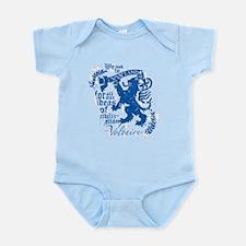 Cute Voltaire Infant Bodysuit