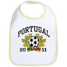 Portugal Soccer 2011 Bib