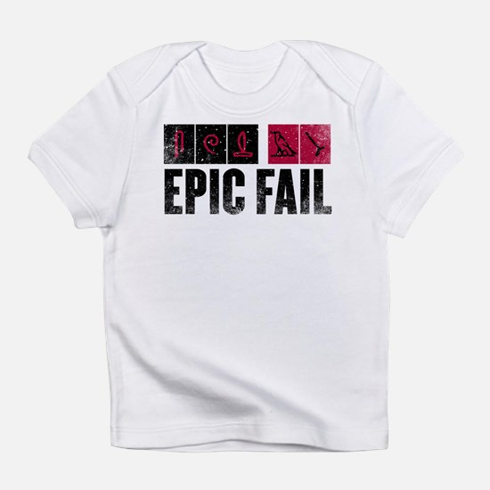 Lost Hieroglyphics Infant T-Shirt