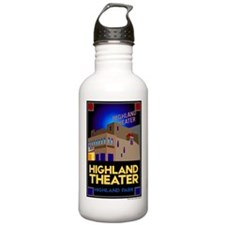 Highland Theater Water Bottle