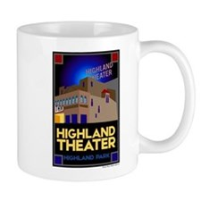 Highland Theater Mug