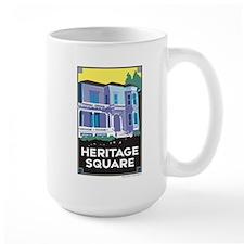 Heritage Square Mug