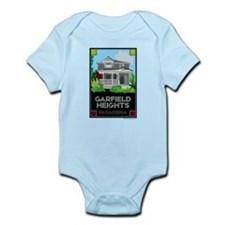 Garfield Heights Infant Bodysuit