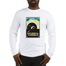 Figueroa Tunnels Long Sleeve T-Shirt