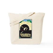 Figueroa Tunnels Tote Bag