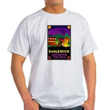 Eagle Rock, Center for the Ar T-Shirt