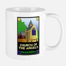 Church of the Angels, Pasaden Mug