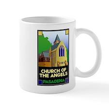 Church of the Angels, Pasaden Mug