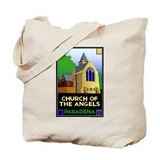 Church of the Angels, Pasaden Tote Bag