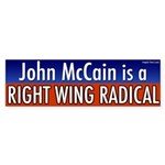 John McCain Right Wing Radical