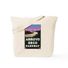 Arroyo Seco Parkway Tote Bag