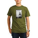 BUKOWSKI Men's Fitted T-Shirt (dark)
