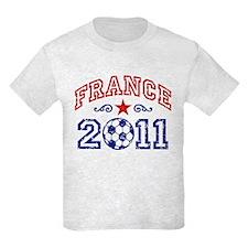 France Soccer 2011 T-Shirt