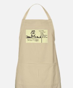 """""""Cooking with Zombie Girl"""" Apron"""