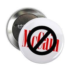 2008 Stop John McCain Button