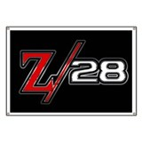 Camaro z28 Banners