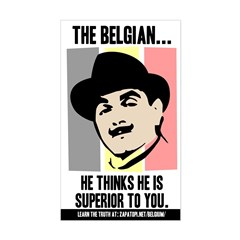 The Belgian Decal