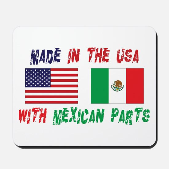 American Mexican Mousepad