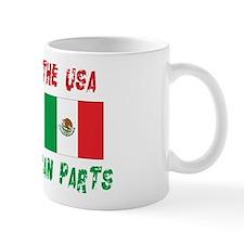 American Mexican Mug