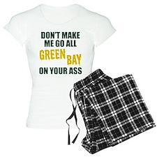 Green Bay Football Pajamas