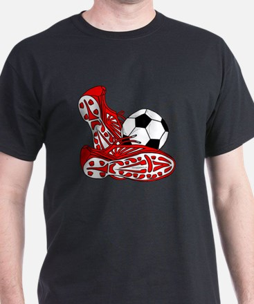 Cute Soccer world cup T-Shirt