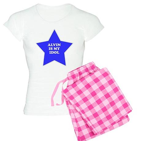 Alvin Is My Idol Women's Light Pajamas