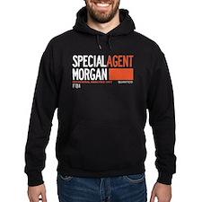 Special Agent Morgan Criminal Minds Hoodie