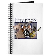 litterbox cat rock Journal