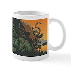 """A New Dawn"" Tree Octopus Mug"