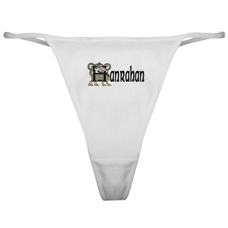 Hanrahan Celtic Dragon Classic Thong