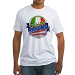 Italian American Fitted T-Shirt