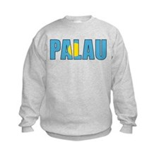 Palau (English) Sweatshirt