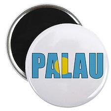Palau (English) Magnet